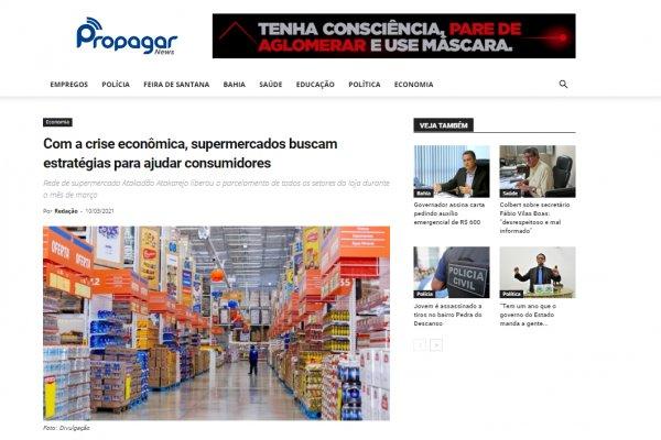 Com a crise econômica, supermercados buscam estratégias para ajudar consumidores