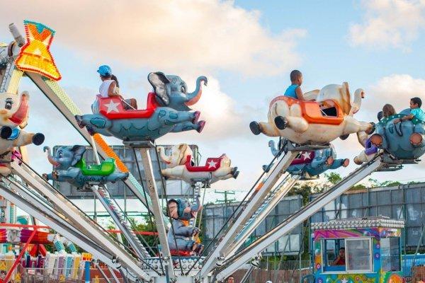 [Fiesta Park oferece diversão durante todo mês de outubro em Salvador]