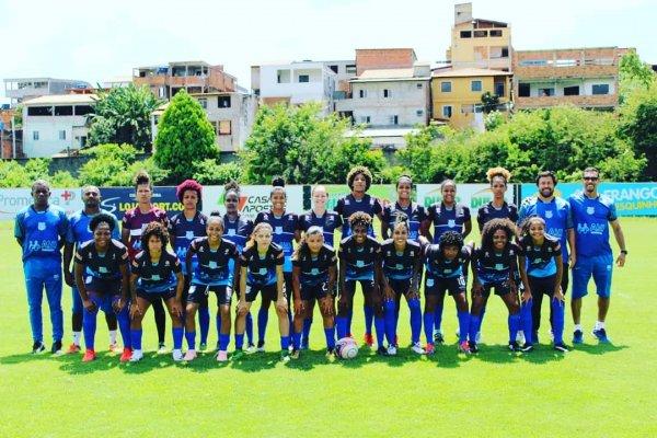 [Time feminino do Olímpia enfrenta o Bahia nas semifinais do Campeonato Baiano]