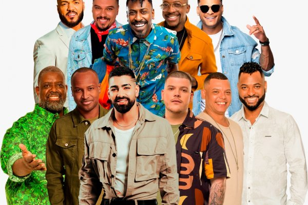 """[Pixote, Vou Pro Sereno e Parangolé confirmam presença no """"O Melhor Festival de Samba do Mundo"""" ]"""