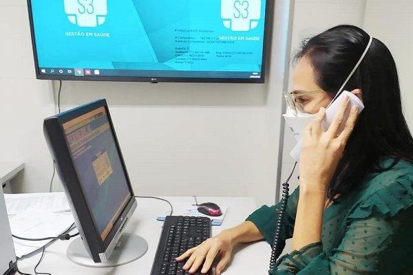 [Hospital de Campanha do Itaigara promove acolhimento psicológico para familiares de pacientes internados por Covid-19]