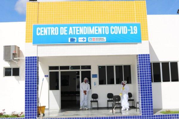 [Gandu: Hospital de Campanha completa um mês de funcionamento no próximo domingo (27) ]