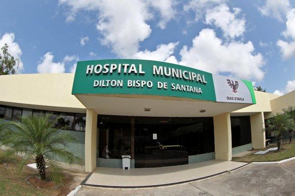 [Dias D'Ávila: Governo do Estado entrega novos equipamentos para o Hospital Municipal]