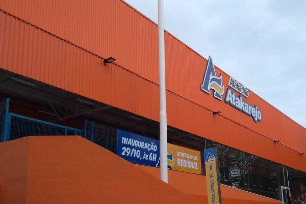 [Atakadão Atakarejo inaugura loja na via regional nesta quinta (29)]