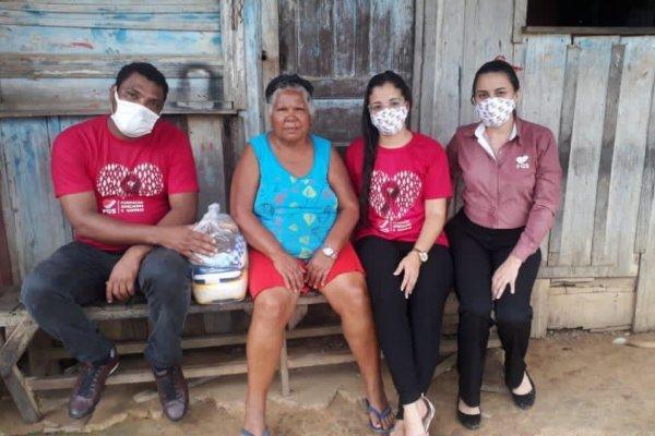 [FGS Saúde realiza ações sociais em Camacã-BA ]