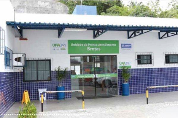 [Colaboradores e pacientes da UPA Brotas recebem programação de saúde]