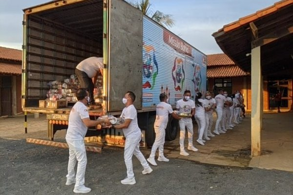 [ONG Sooder Maria encerrou na quarta-feira(9) às doações na Bahia]