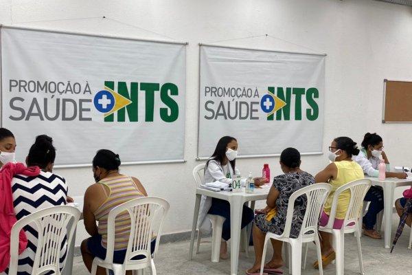 GRATUITO: Ação de Alimentação e Nutrição atendeu gratuitamente mil pessoas em Nova Constituinte