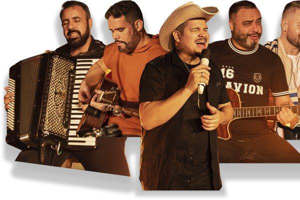 Seu Maxixe, Afrodisíaco e Topera tocam no Villa Armazém neste final de semana